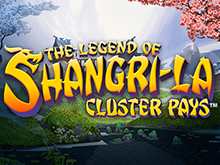 В казино Адмирал автомат The Legend of Shangri-La