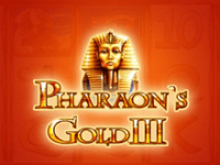 Pharaohs Gold III в Вулкане Удачи