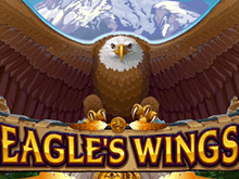 Автомат Eagles Wings в казино Адмирал